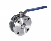 One Piece Wafer Type Ball Valve